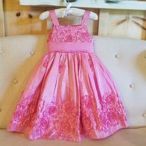 Tip Top pink party dress